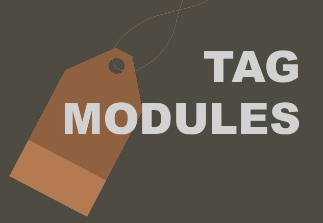 tags modules